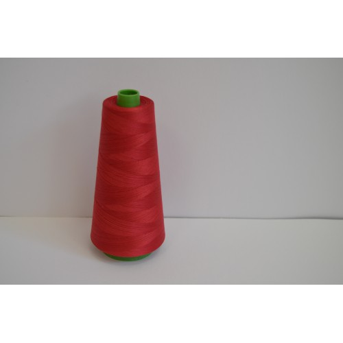 ART 33 100 % Egyptská bavlna - PETALOUDA 4000 YARD červená 3424