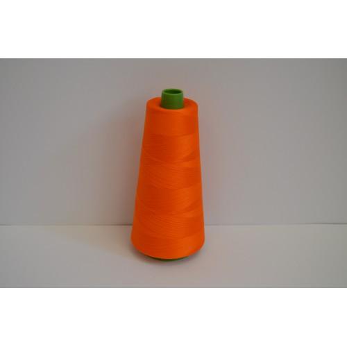 ART 33 100% Egyptská bavlna - PETALOUDA 4000 YARD Oranžová 3405