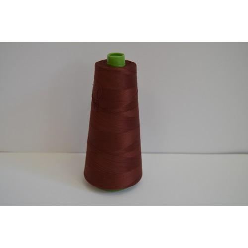 ART 33 100% Egyptská bavlna - PETALOUDA 4000 YARD Bordó 3331