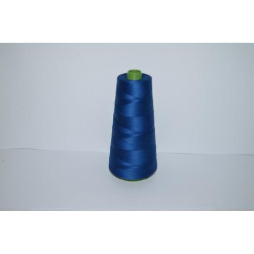 ART 33 100% Egyptská bavlna - PETALOUDA 4000 YARD Modrá 3879