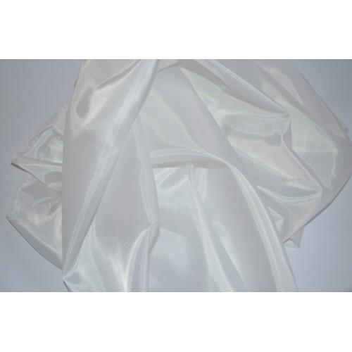 Polyesterová podšívka bílá